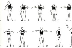 Изображение - Упражнения для развития плечевого сустава Kompleks-lechebnyih-uprazhneniy-250x166
